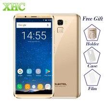 "5.7"" OUKITEL K5000 Smartphone 21MP 16MP Camera Android 7.0 MTK6750T Octa Core RAM 4GB ROM 64GB 5000mAh Dual SIM 4G Mobile Phone"