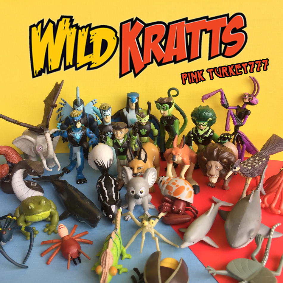 Wild Kratts Doll Toys For Boys Action Figure Goku Saint Seiya Gift For Boys Girls Men