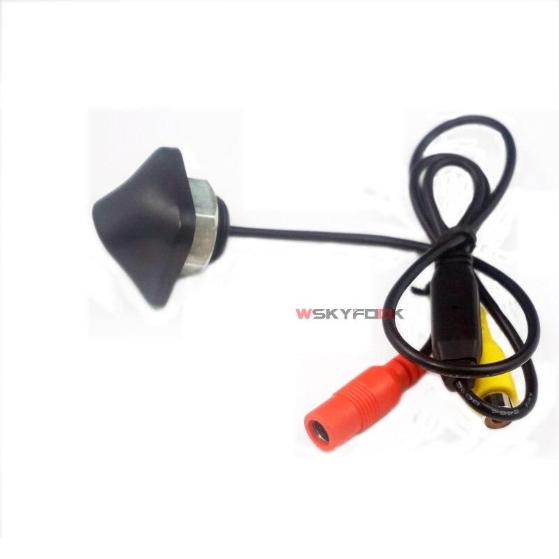 Универсальная автомобильная камера для CCD/SONY CCD заднего вида | фронтальная камера заднего вида ночного видения appr.180deg fishview