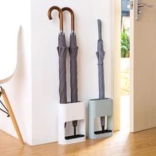 Originality Umbrella Storage Rack Holder Stand Drain Shelf Baskets For Organization Home