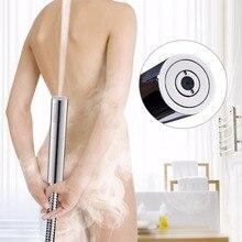 Bathroom Accesories Handheld Shower With switch Brass Spray Gun & Rainfall Hand Shower head