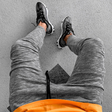 2019 new mens sports and leisure trousers pants Wei fashion fitness outdoor jogging