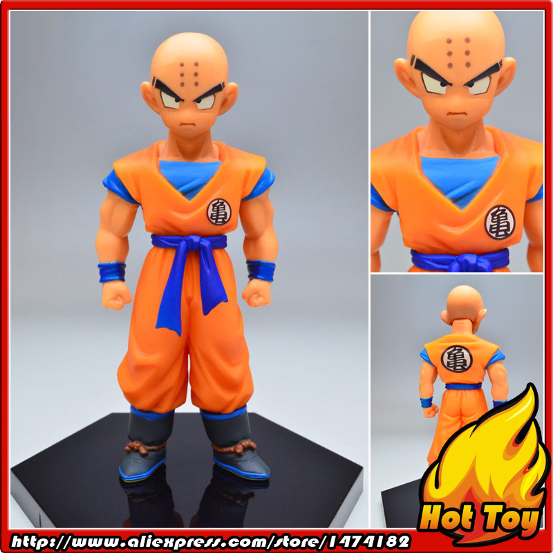 "100% Original <font><b>BANPRESTO</b></font> Chozousyu Collection <font><b>Figure</b></font> Vol.3 - Klilyn (<font><b>Kuririn</b></font>) from ""<font><b>Dragon</b></font> <font><b>Ball</b></font> <font><b>Z</b></font>"""