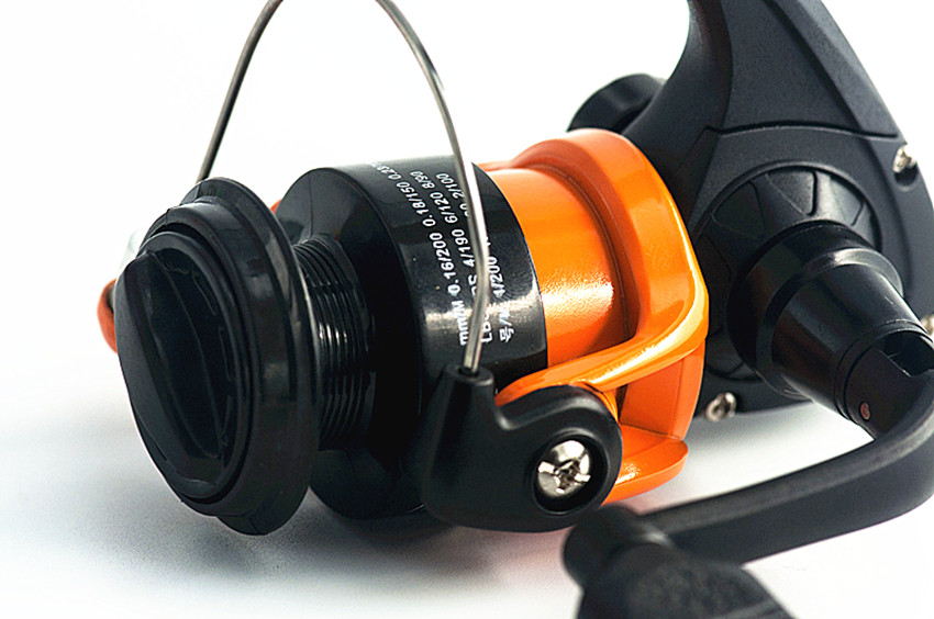5.0:1 reel G-Ratio Reels 3