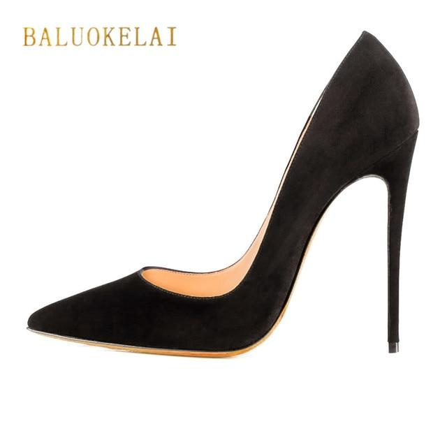 12cm stiletto pumps - 2 5