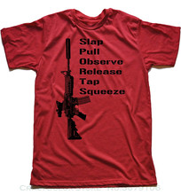 Cheap Price 100 % Cotton Tee Shirts Military T-shirt Marine Corps Usmc Us Army Navy Seals Veteran Rifle military sniper die tired t shirt men us marines sas army usmc casual army tee hip hop punk style oversized t shirt off white