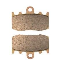 Motorcycle Parts Copper Based Sintered Brake Pads For BMW R1200GS R 850RT K 1300 GT SE 1300 S Front Motor Brake Disk FA335