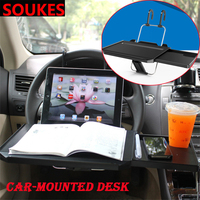 Car Steering Wheel Seat Back Computer Table Holder For Audi A3 A4 B8 B6 A6 C6 A5 B7 Q5 C5 8P Q7 TT C7 8V A1 Q3 S3 A7 B9 8L A8 80