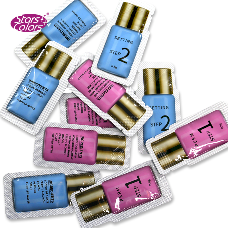 10 Pairs/lot Sachet Lift Lotion 0.8g/bag Lashes Lift Lashes Perm 8-12 Minutes Stereotype Hygiene Convenience Use