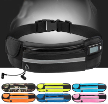 Women Sport Waist Bag Waterproof Waist Pack Running Hiking Hydration Waist Gym Bag Tactical Phone Bike Outdoor Belt
