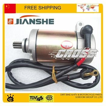 JIANSHE 400cc ATV arranque eléctrico motor arranque eléctrico QUAD accesorios envío gratis