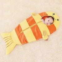 Umschlag Für Neugeborene Baby Wagen Außerhalb Decke Umschlag Bett Sleep Winter Sommer Niedlichen Cartoon Muster Baby Schlafsack|Babyschlafsäcke|Mutter und Kind -