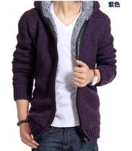 Hot New Style Autumn and Winter Jackets For font b Men b font Wool Jacket font
