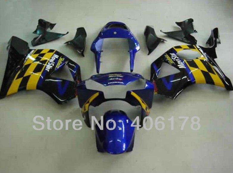Hot Sales,CBR900RR 954 02 03 ABS Fairing Set For Honda CBR954RR 2002 2003 Movi Star Motorcycle Fairing Kit (Injection molding) rtm870t 954