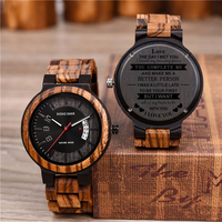 DODO DEER Relogio Masculino Wooden Watch Men Luxury Date Display Wood Quartz Watches Men's Great Gift erkek kol saati Watch C07