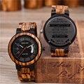 Relógio de pulso de quartzo de madeira relógio de pulso de pulso de quartzo relógio de pulso de pulso de quartzo de madeira