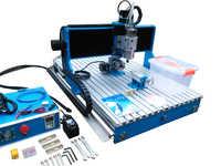 YOO CNC linéaire guide rail bois routeur CNC 6090 métal machine de gravure pour bijoux jade machines à bois