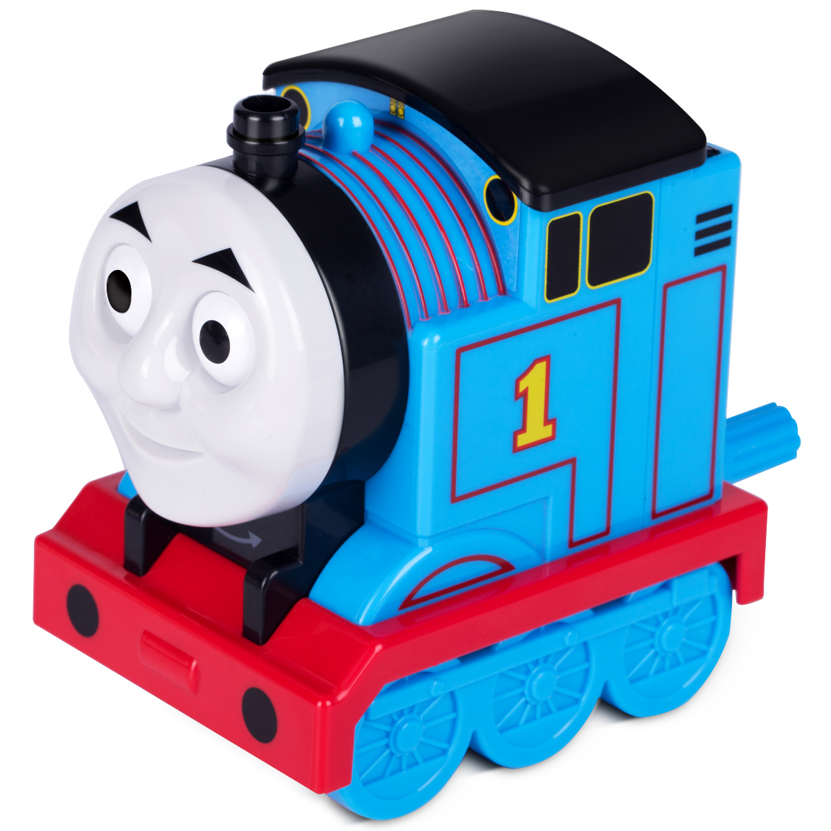 Deli 0743 THOMAS mechanical pencil sharpener Train friends Give child a learning gift good quality school stationery deli cute stationery thomas mechanical pencil sharpener train friends give child a learning gift good quality school stationery