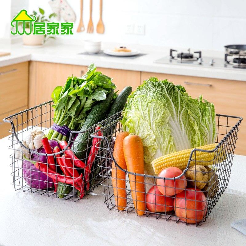Kitchen Vegetable Storage Baskets: Online Buy Wholesale Vegetable Storage Basket From China