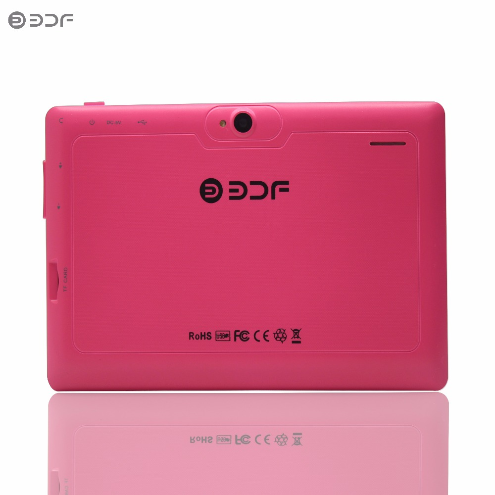New 7 Inch Cheap Tablets Pc Wifi Edition 512MB 8GB Quad Core Dual Camera Nice Design Suitable For Gifts