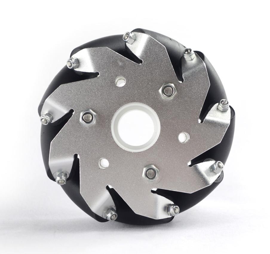 (4 inch) 100mm Mecanum Wheel Left Basic 14160 4 baisi 100