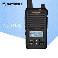 Motorola Vertex Standard VZ D135 Walkie Talkie128 Channel Two Way Radio UHF Frequency Portable Ham Radio Hf Transceive