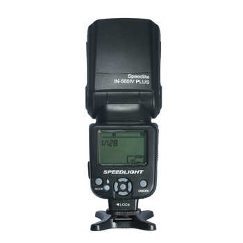 INSEESI IN-560IV Plus Camera Flash Speedlite For Canon 6d 650d Pentax Nikon d5300 d7200 d7100 d3100 d90 d3200 d5200 Olympus