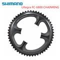 Shimano FC 6800 rennrad Kettenblatt 53T 39T für Ultegra 6800 53 39T 110bcd-in Fahrrad-Kurbel & Kettenblatt aus Sport und Unterhaltung bei
