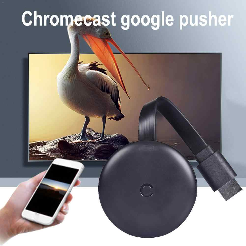 HDMI Wireless Display Receiver 5G WiFi 4K 1080P Mobile Screen Cast Mirroring Adapter Dongle Chromecast Google Pusher