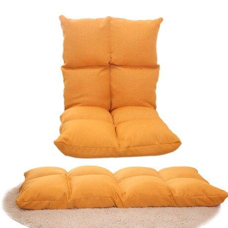 Sala de estar Sofás beanbag Móveis Para Casa sofá preguiçoso cadeira do saco de feijão cadeira sofá sofá cama dobrável portátil sopro koltuk asiento