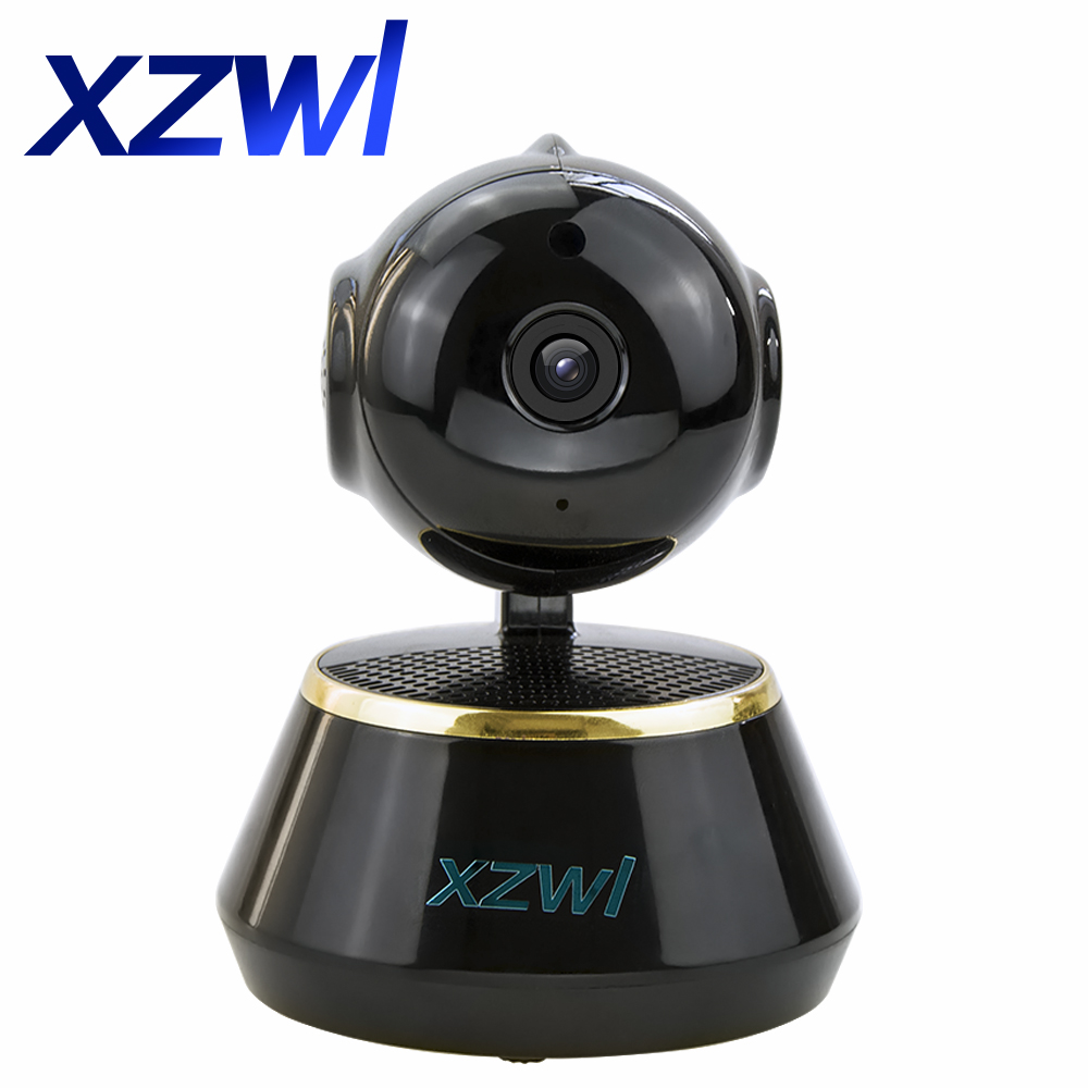 Wi-Fi Wireless 720P HD IP Camera PT Night Vision Two Way Audio Motion Detective Humanoid IPC CCTV Camera Indoor Home Security wi fi адаптер sat integral 1210 hd в киеве
