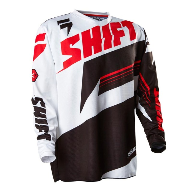 Wholesale for Cycling Jersey 2018 New Men  Motocross MX Downhill Bike Jersey DH Off-road T-Shirt  Sports Riding Clothing