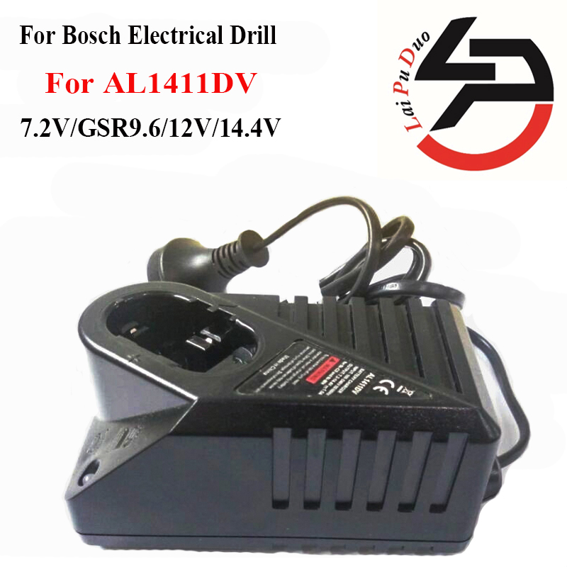 Replacement Power tool battery charger For Bosch 7.2V/GSR9.6/12V/14.4V NI-MH NI-CD AL1411DV GSR7.2-2,GSR9.6-2,GSR12-2 ,GSB12-2 replacement power tool battery charger for bosch 7 2v gsr9 6 12v 14 4v ni mh ni cd al1411dv gsr7 2 2 gsr9 6 2 gsr12 2 gsb12 2