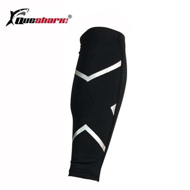 1 Pair Men Women Short Cycling Leg Warmers Basketball Football Running Shin  Guard Compression Leg Sleeve Knee Pad Protection 8cd66368b