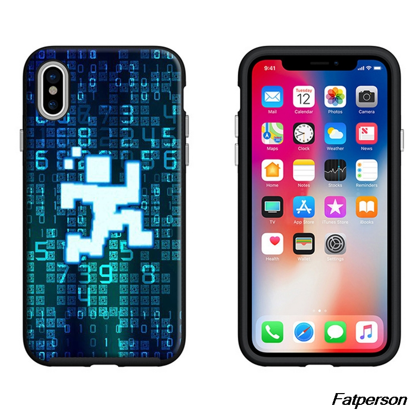 Mojang Minecraft Black Soft Silicone Tpu Phone Case Cover Shell For