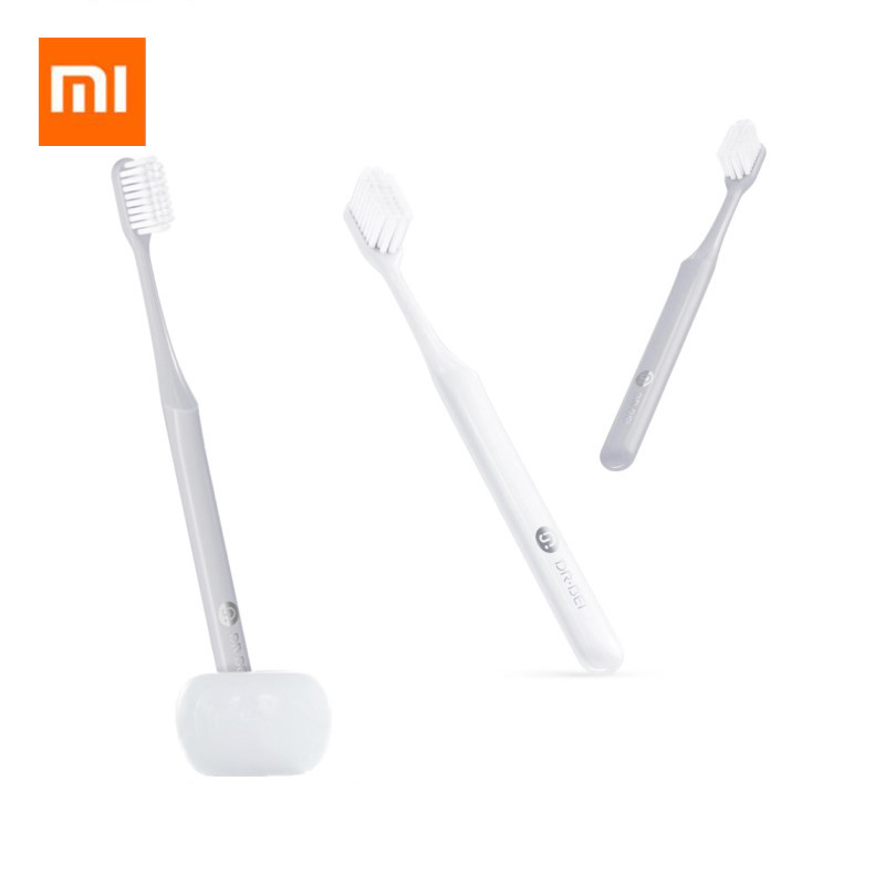 Original Xiaomi Mijia Doctor B Youth Version BET Toothbrush Comfortable Soft Grey & White To Choose Dental Care Soocas