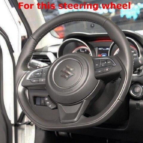 capa volante de volante carro em