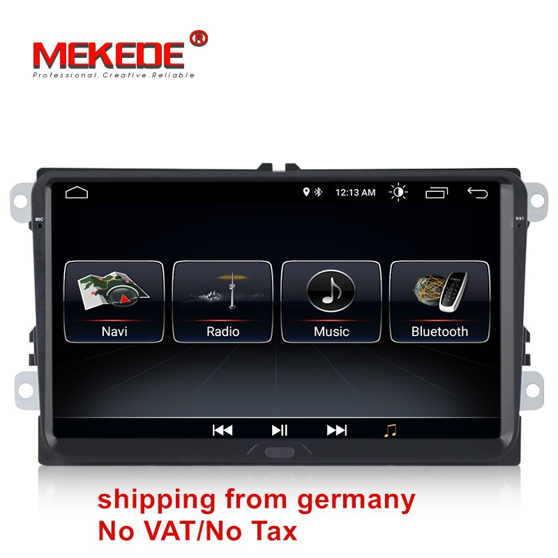 free shipping android 8 0 car dvd player gps radio stereo. Black Bedroom Furniture Sets. Home Design Ideas