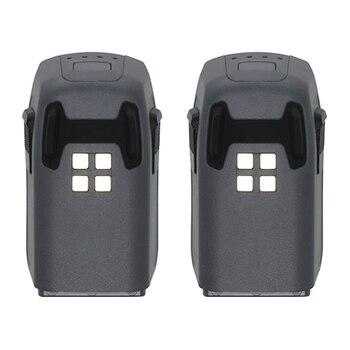 100% DJI Spark Battery 2pcs Intelligent Charging Battery 1480 mAh DJI Spark Drone Part