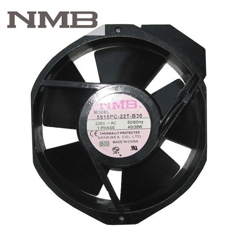 NMB 5915PC-22T-B30 17238 220V 40W Inverter Server Cooling Fan цена в Москве и Питере