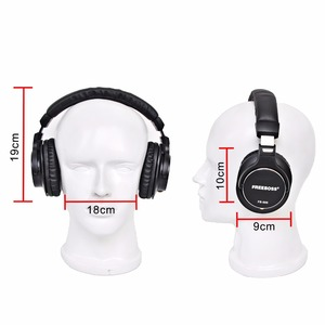Image 5 - FB 888 Over ear Closed 45mm Drivers Single side Detachable cable 3.5mm Plug 6.35mm Adapter Monitor Headphones Headband Headset