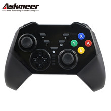 ASKMEER Switch/PC/Android 3 in 1 PRO Controller Wireless Bluetooth Game Joystick for Nintend Switch Console