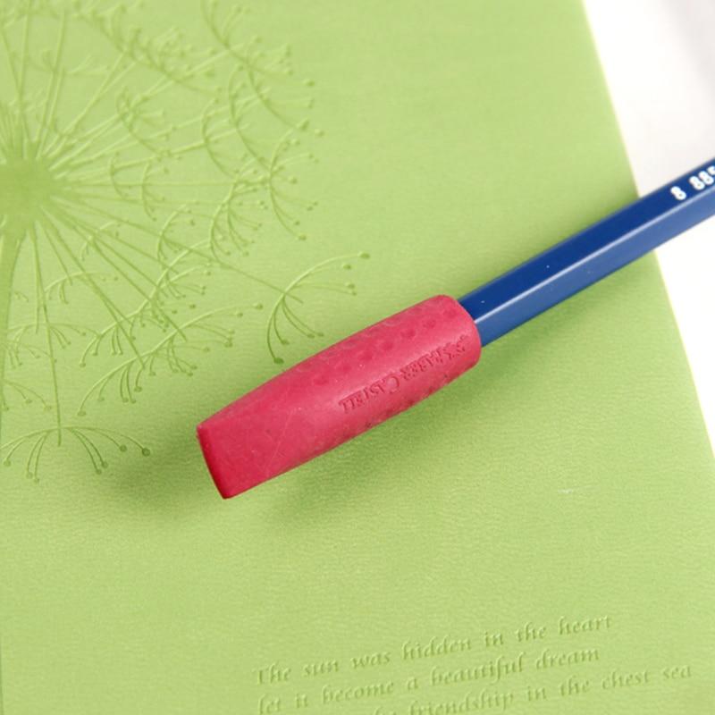 scribble scribble pen FABER CASTELL The eraser pencil sleeve student protection scribble pen lengthener.