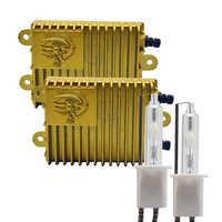 TPTOB 150W Ballast kit HID Xenon Light bulb 12V H1 H3 H7 H11 9005 9006 6000k Auto Xeno Headlight Lamp