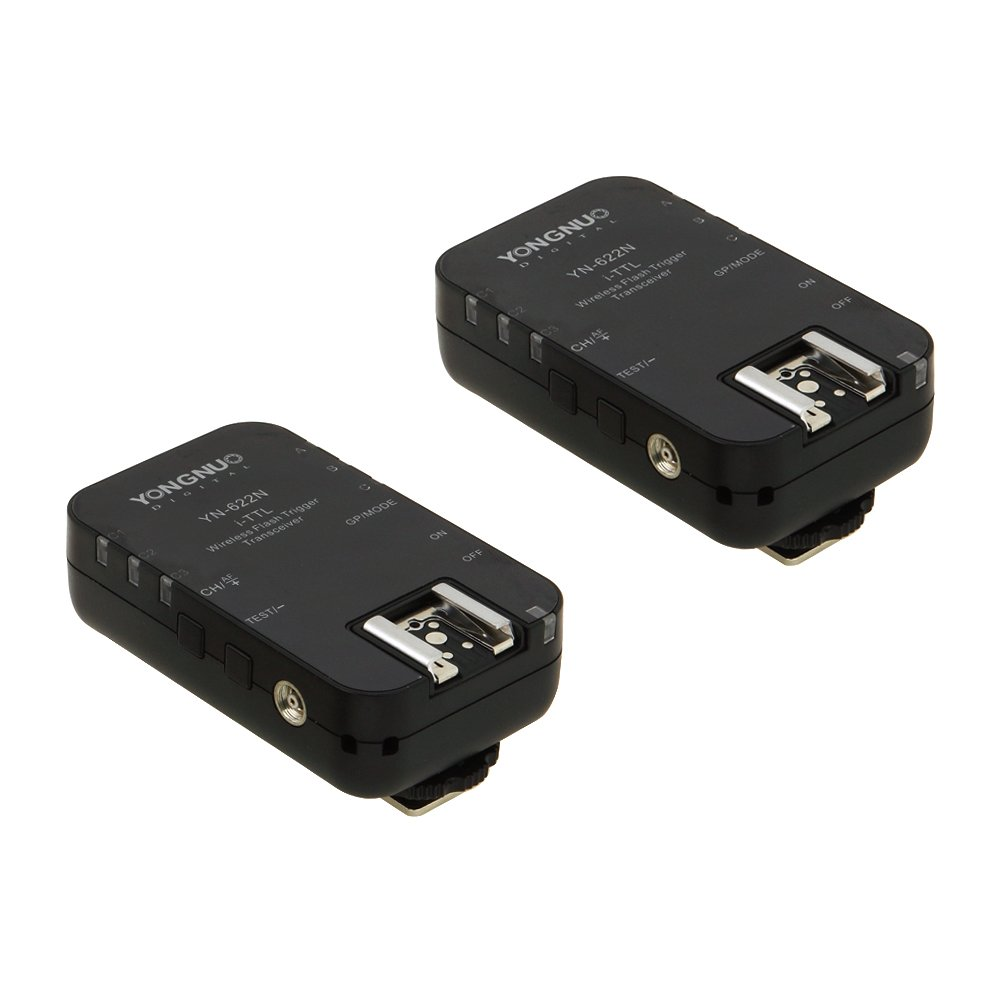 EDT-YongNuo YN-622N Wireless TTL Flash Trigger for Nikon