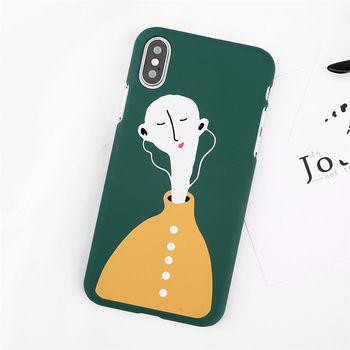 Cartoon Case iPhone X