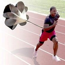 Adjustable Speed Training Resistance Umbrella Waist Belt Sports Running Parachute Athletics Strength Fitness Exercise Equipment