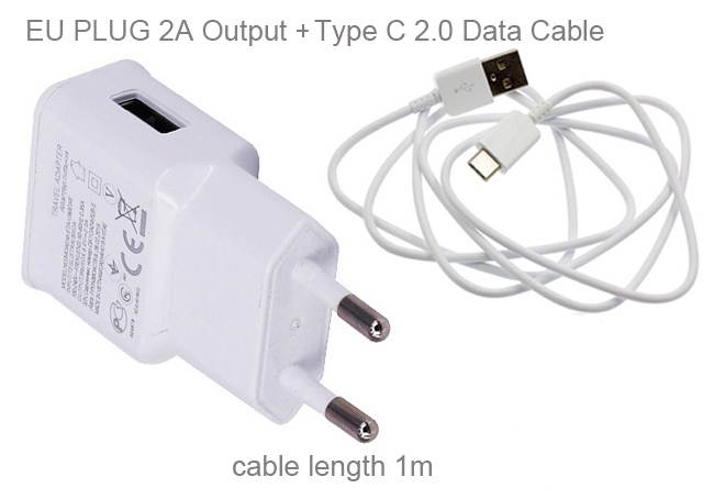 2A EU US Type C USB Data Cable <font><b>Charger</b></font> For Huawei nova 4,For Galaxy A8s A6s,OnePlus 6T McLaren,For HTC Exodus 1,For <font><b>Nokia</b></font> <font><b>8.1</b></font> image