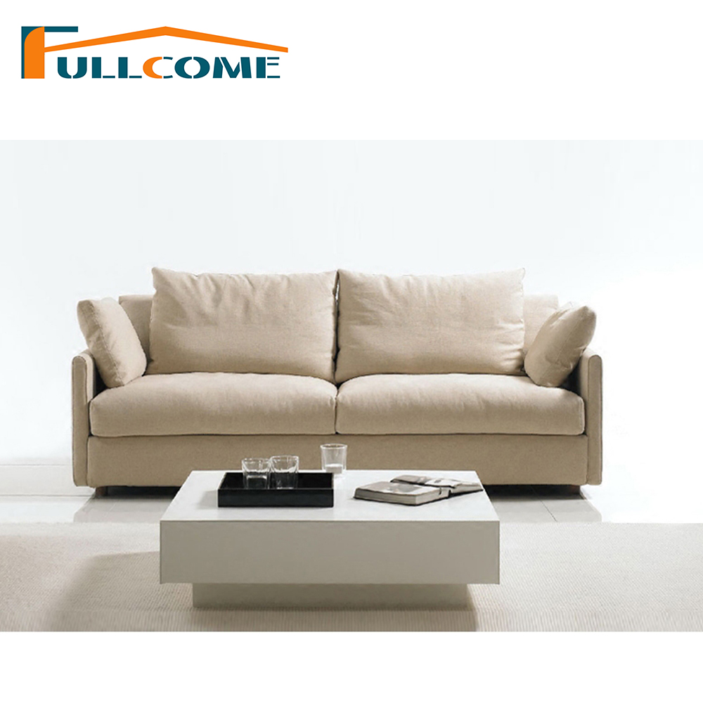 Merveilleux Luxury Home Furniture Modern Fabric Scandinavian Sofa Living Room Italian  Corner Sectional Feather Down Sofa Loveseat Chair In Living Room Sofas From  ...