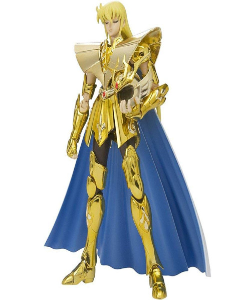 IN-STOCK Saint Seiya /metal Club Saint Seiya Virgo Shaka Glod Saint Myth Cloth Gold Ex Action Figure Model Toy Metal